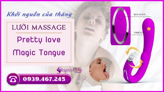 Ưu điểm của sản phẩm Pretty Love Magic Tongue