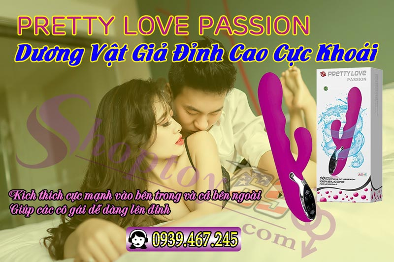 Pretty Love Passion