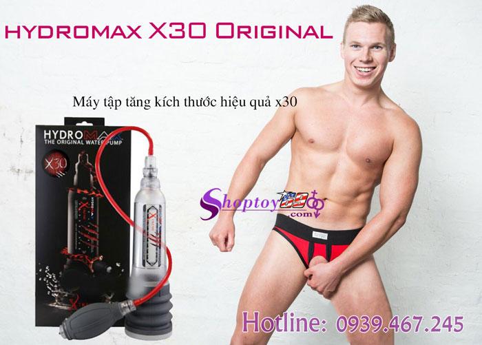 hidromax x30 original-3