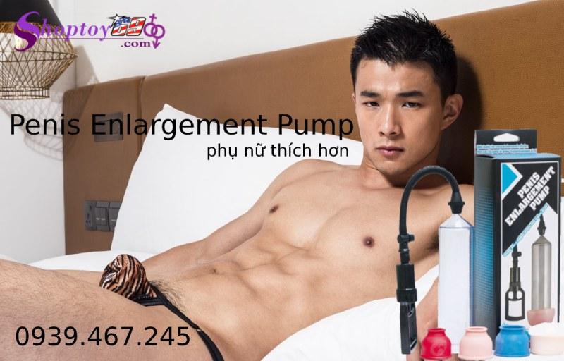Penis Enlargement Pump Máy tâp dương vật cho nam giới
