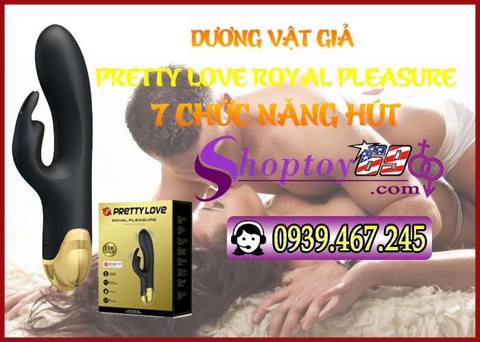 Pretty Love Royal Pleasure