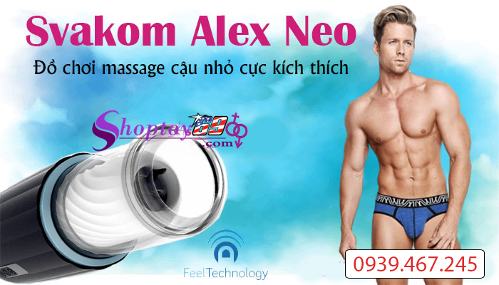 Điểm nổi bật của Svakom Alex Neo