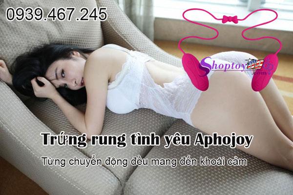 Trứng rung tình yêu Aphojoy 2