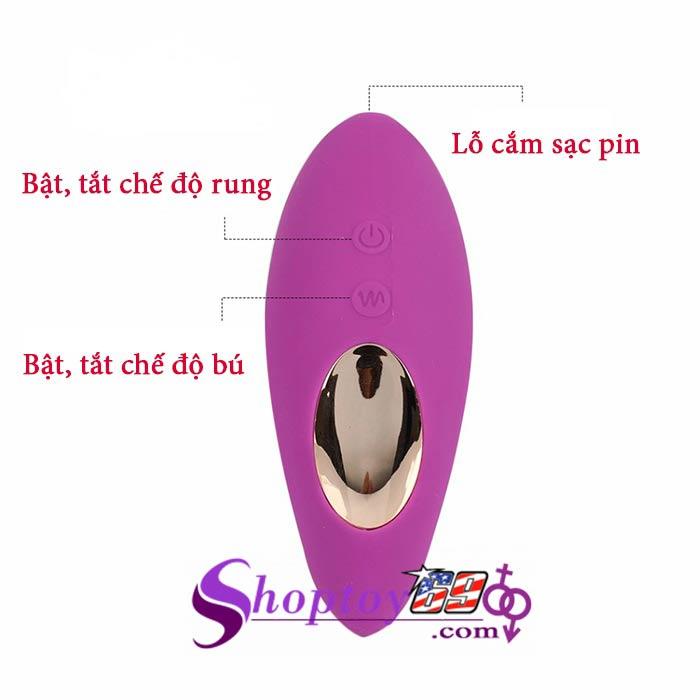 Công dụng của trứng rung tình yêu Chisa Didi