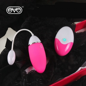 Trứng rung tỏa nhiệt điều khiển xa Evo