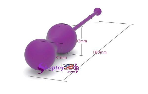 Cách sử dụng trứng rung điều khiển từ xa Magic kegel