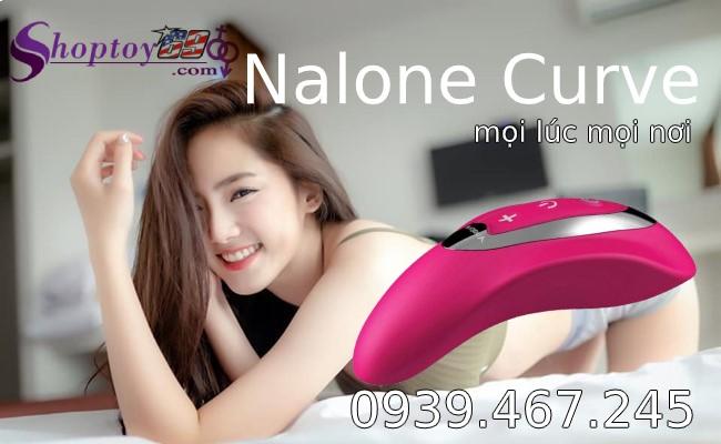 Trứng Rung Tinh Yêu Nalone Nalone Curve Âm Vật Đỉnh Cao