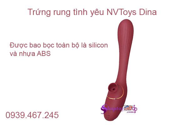 Trứng rung tình yêu NVToys Dina