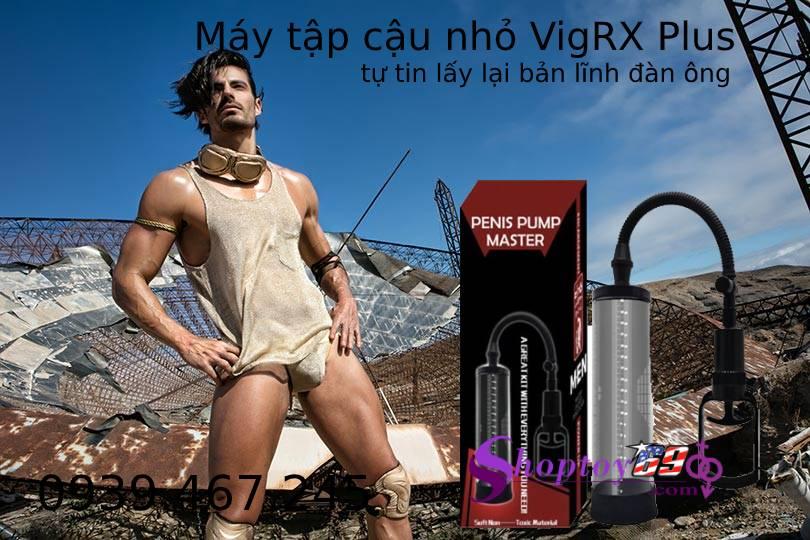 Máy Tập Dương Vật VigRX Plus Giúp Tăng Kích Thước