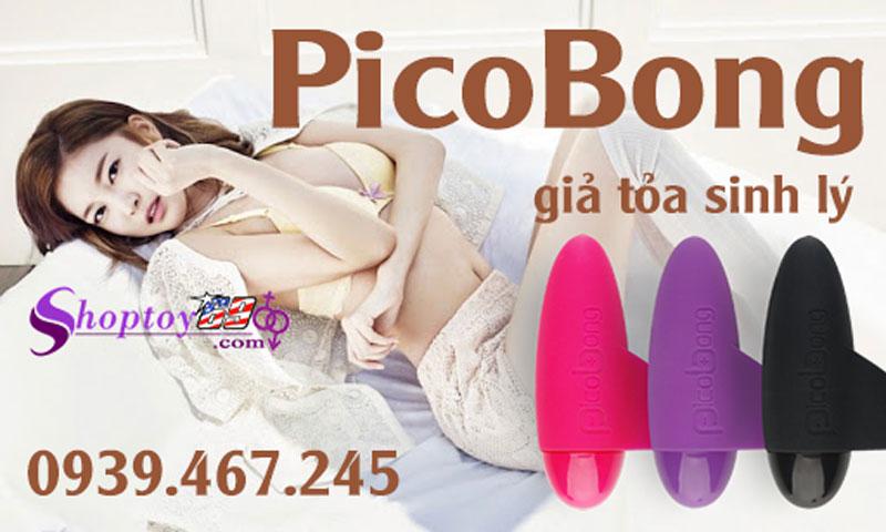 Trứng Nhẫn PicoBong Mát Xa Điểm G